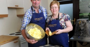 Abernethy Butter - Alison and Will Abernethy