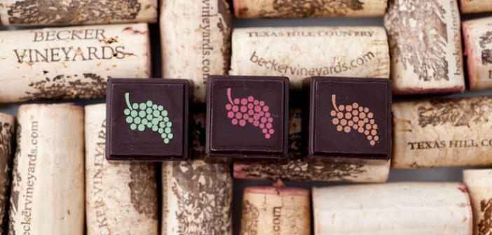 Delysia Chocolatier - Natural Pairings and Partners
