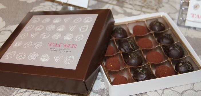 Tache Chocolate - Beautifully Boxed Chocolates