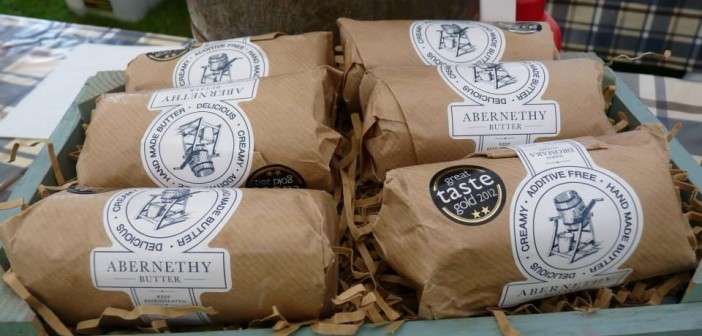 Abernethy Butter - At The Market