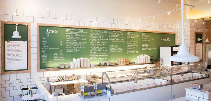 Jeni's Splendid Ice Cream Shop