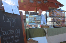 Open for business - Your local farmers' market