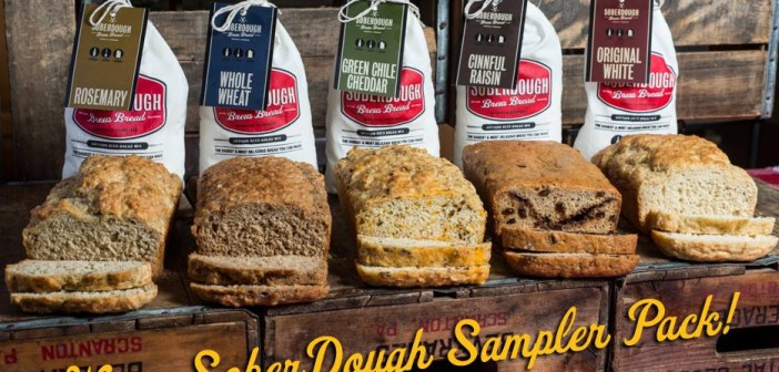 Sober Dough - The Complete Range of Bread Kits