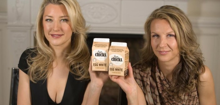 Two Chicks - Anna Richey and Alla Ouvarova Food Entrepreneurs